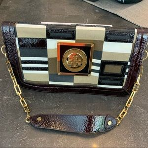 Tory Burch Clutch with Removable Strap